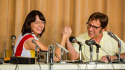 'Battle Of The Sexes' Aces Its Broad, Breezy Portrait Of Tennis And