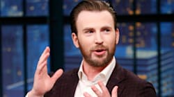 Chris Evans Says What We're All Thinking About Barack