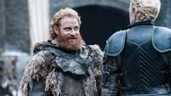 'Game Of Thrones' Star Reveals Tormund's Love For Brienne Extends Off