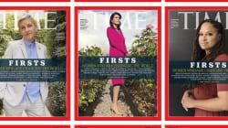Time y sus poderosas portadas de 12 mujeres que cambian al