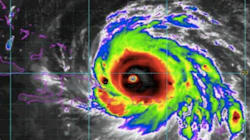 Here Are The Latest Updates On Hurricane Irma's Path Of