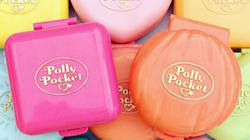 Polly Pocket Makeup: This Retro Palette Is Letting Us All Pretend It's 1995