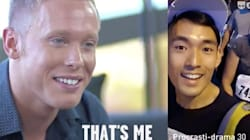 Watch What Happened When These Two Men Swapped Grindr