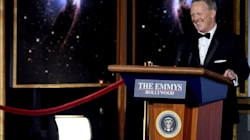 Angry Viewers Are In No Mood To Laugh At Sean Spicer's Emmy