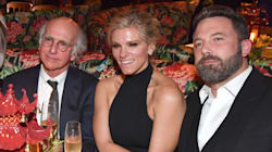 Ben Affleck And Girlfriend Lindsay Shookus Take Their Love To The