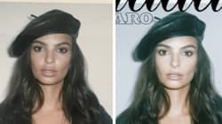 Emily Ratajkowski Calls Out Magazine For Photoshopping Her Breasts And