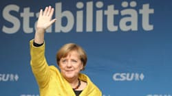 Angela Merkel Wins Fourth Term As Chancellor In German