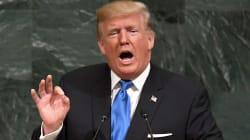 Trump Threatens To 'Totally Destroy' North Korea In UN