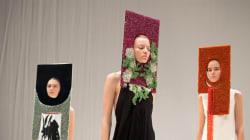 Chalayan's Fashion Week Show Included Swarovski-Encrusted