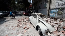 Harrowing Videos Show The Moments An Earthquake Struck