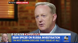 Sean Spicer Claims He Never 'Knowingly' Lied To The American