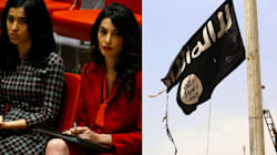 Amal Clooney: 'Finally, We Have A Coordinated Effort To Bring ISIS To