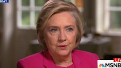 Clinton Says Angela Merkel Is The Most Important Leader In The Free