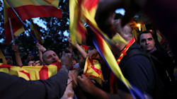 Tension Mounts Ahead Of Catalonia's Controversial Independence