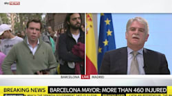 Spanish Foreign Minister Alfonso Dastis Points To 'Fake Photos' To Downplay Catalonia