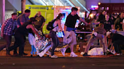 Eyewitnesses Recount Gunfire At Las Vegas Mass
