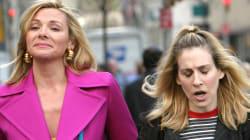 Kim Cattrall asegura que Sarah Jessica Parker no se portó bien con