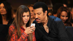 Lionel Richie Is 'Scared To Death' Of Daughter Sofia Dating Scott