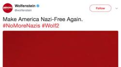 Este videojuego de matar-nazis está alterando a algunos porque, ya saben,