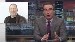John Oliver Leads Charge To Lambast Harvey Weinstein Over Decades Of
