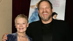 Dame Judi Dench Offers 'Wholehearted Support' To Weinstein