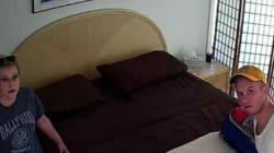 Una pareja descubrió cámaras ocultas en un Airbnb durante un viaje