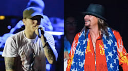 How Eminem And Kid Rock Represent The White Political