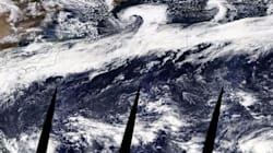 See 'The Big Dark', The Storm That Stretches From China To