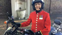 Badass 94-Year-Old Rides