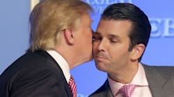 Donald Trump Jr. Just Shared The Weirdest Picture Of His