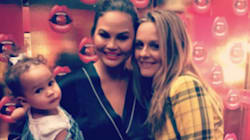 Chrissy Teigen Fangirled Over Alicia Silverstone And Her Iconic
