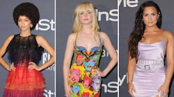 Every Red Carpet Should Look Like The InStyle Awards Red