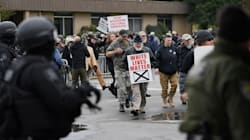'White Lives Matter' Rally Canceled After Meeting Heavy Resistance In