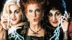 Happy Halloween! Bette Midler Already Hates The 'Hocus Pocus'