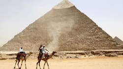 Scientists Find Massive 'Void' Inside Great Pyramid Of