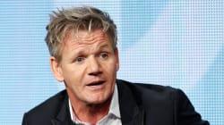Gordon Ramsay Thinks It's 'Bloody Pompous' When Restaurants Ban