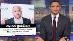 Trevor Noah Nails How We're Feeling In Light Of Louis C.K.