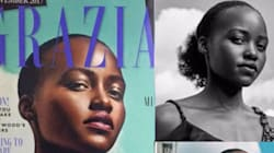 A Magazine Edited Lupita Nyong'o's Hair And She Is Not
