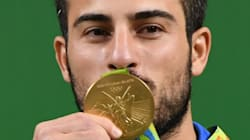 Olympic Weightlifter To Sell Gold Medal For Iran's Earthquake