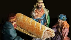 Bakery Apologises For Replacing Baby Jesus With A Sausage