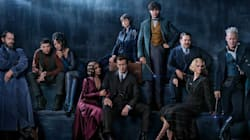'Fantastic Beasts' Sequel First Look Reveals Jude Law As Young