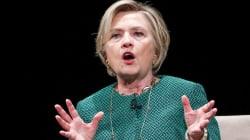 Clinton soutient que la désinformation russe et la suppression d'élections lui auraient «probablement» coûté le