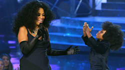 WATCH: Diana Ross' Grandson Stole The Show During Her AMAs