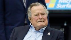 George H.W. Bush est le président des États-Unis à avoir vécu le plus
