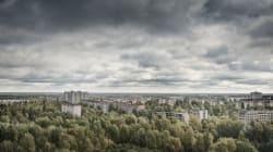 Chernóbil se perfila como un gran centro de energía