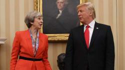 Theresa May: Donald Trump Was 'Wrong' To Retweet Anti-Muslim Propaganda By Far Right Britain First