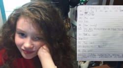 Esta niña de 10 años entrevistó a su gato, pero las cosas no terminaron demasiado