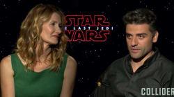 Oscar Isaac confiesa que Poe, de 'Star Wars', podría ser parte de la comunidad