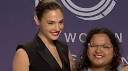 Gal Gadot Surprises College Student With First Wonder Woman