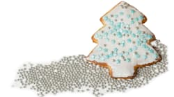 Are The Silver Balls On Christmas Cookies Really OK To